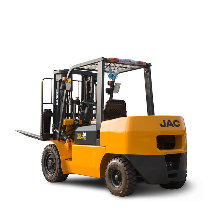 Дизельный погрузчик JAC CPCD 40 H 4т