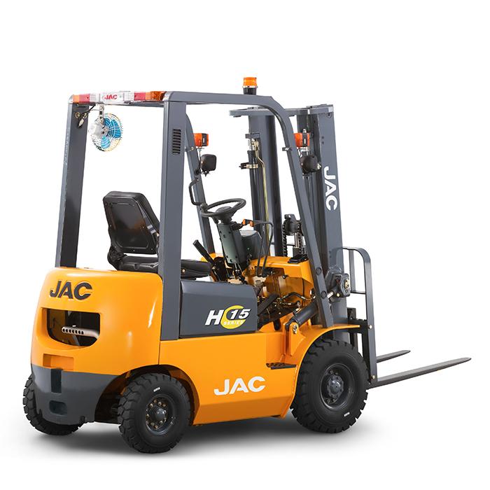 Дизельный погрузчик JAC CPCD 15 H 1,5т