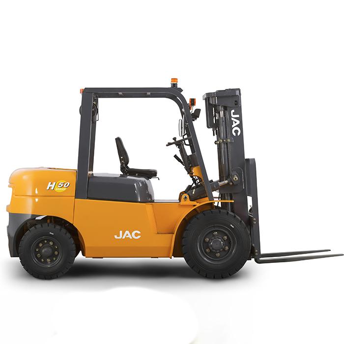 Дизельный погрузчик JAC CPCD 50 mini 5т