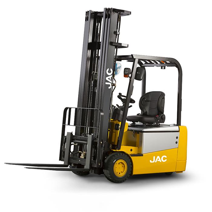 Погрузчик электрический JAC 1,8т 3,0м CPD 18 SA3