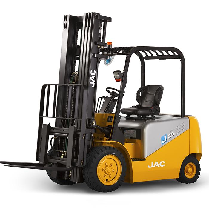 Электропогрузчик JAC 3т 3,0м CPD 30 J